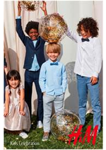 Prospectus H&M : H&M Kids Celebration