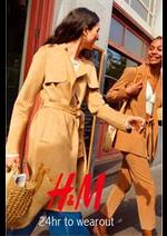 Prospectus H&M : H&M 24hr to wearout