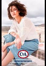 Prospectus C&A : Inspiration Printanière