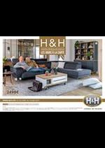 Prospectus H&H : À la carte