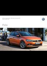 Journaux et magazines Volkswagen : Volkswagen Polo