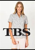 Prospectus TBS : Collection Polos