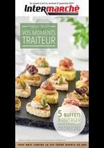 Prospectus Intermarché Super : VOS MOMENTS TRAITEUR PRINTEMPS - ÉTÉ 2019