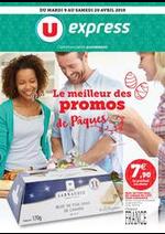 Prospectus U Express : DE DÉLICIEUX PRIX RIEN QUE POUR VOUS !