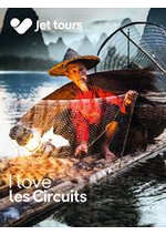 Prospectus Thomas Cook : I love les circuits