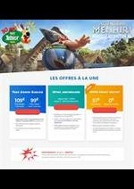 Prospectus Parc Astérix : Les offres Parc Asterix