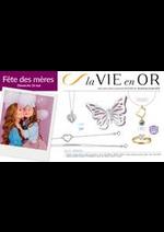 Prospectus Auchan : La Vie en Or - Fête des Mères
