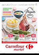 Prospectus Carrefour Market : Pâques à croquer