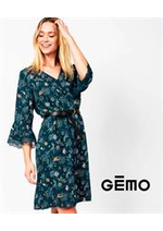Prospectus Gemo : Collection Printemps/Été
