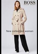 Prospectus Hugo Boss : New Collection Woman