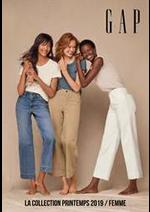 Prospectus Gap : La Collection Printemps 2019 / Femme
