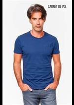 Prospectus Carnet de Vol : Collection T-Shirts & Polos
