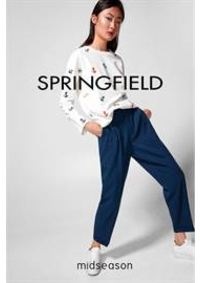 Prospectus Springfield PARIS : Midseason Woman