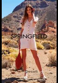 Prospectus Springfield PARIS : Dresses