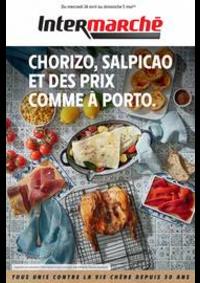 Prospectus Intermarché Super Givet : CHORIZO, SALPICAO ET DES PRIX COMME À PORTO.