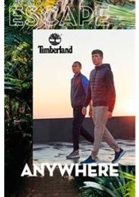 Prospectus Timberland Paris : Escape Anywhere