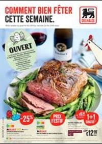 Prospectus Supermarché Delhaize Bouge : Cette Seimane Folder