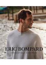 Prospectus Eric Bompard : Courants Marins Homme