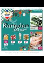 Promos et remises  : Ramadan 1001 saveurs à découvrir