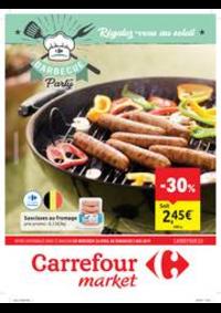 Prospectus Carrefour Market : Régalez vous au soleil