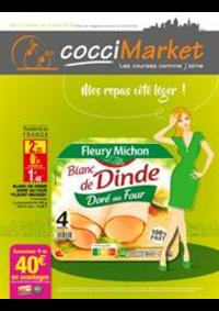 Prospectus CocciMarket BAGNOLET : Mes repas côté léger!