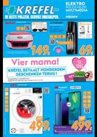 Prospectus Krëfel Electro : Elektro folder Mei 2019