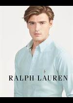 Prospectus RALPH LAUREN : Chemises Homme