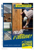 Prospectus Makro : Projets d'exterieur catalogue 2019
