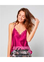 Prospectus Etam Lingerie : Collection Satinée