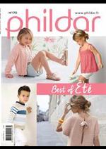 Prospectus Phildar : Best Of Été