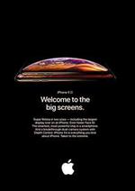 Prospectus Apple : iPhone Xs