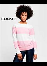 Prospectus GANT : Colleciton Pulls / Femme