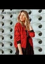 Prospectus Anne Fontaine : Prêt Porter Femme