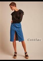 Prospectus Cotelac : Collection Chemises / Femme