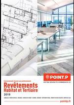 Prospectus Point P : Revêtements Habitat et Tertiaire 2019