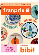 Prospectus Franprix : Saveurs du monde