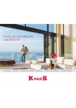 Prospectus K par K : Catalogue K par K 2019