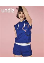 Prospectus Undiz : Collection Sport Femme