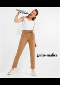 Prospectus Grain de Malice Rosny-sous-Bois : Le Pantalon en Lin