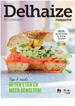 Prospectus Supermarché Delhaize : Delhaize Magazine Mix&Match