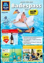Prospectus Aldi : Alles fur den Badespass