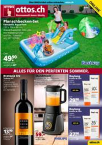 Prospectus Otto's : Alles fur den perfekten sommer