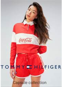 Prospectus TOMMY HILFIGER STORE CLERMONT : Capsule collection