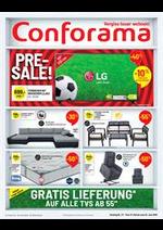 Prospectus Conforama : Pre-Sale!!!