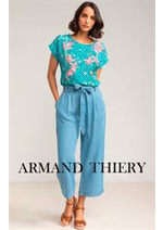 Prospectus Armand Thiery Femme : Nouveautés / Femme