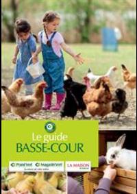 Guides et conseils Point Vert AYDOILLES : Le Guide Basse-Cour
