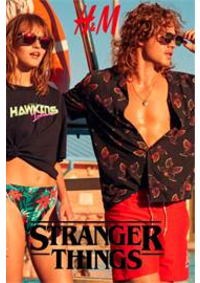 Prospectus H&M Brest : Stranger Things Collection