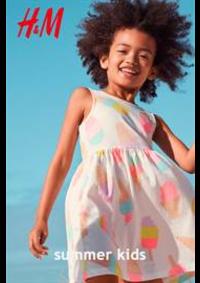 Prospectus H&M Aulnay Sous Bois : Summer Kids