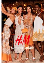 Prospectus H&M : Summer splash