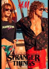 Prospectus H&M Basel - Clara Shopping : Stranger Things Collection